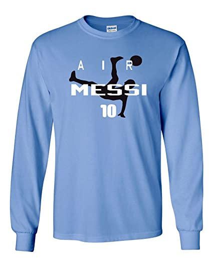 1c4b6f7a943 Amazon.com   Long Sleeve Lionel Messi Argentina