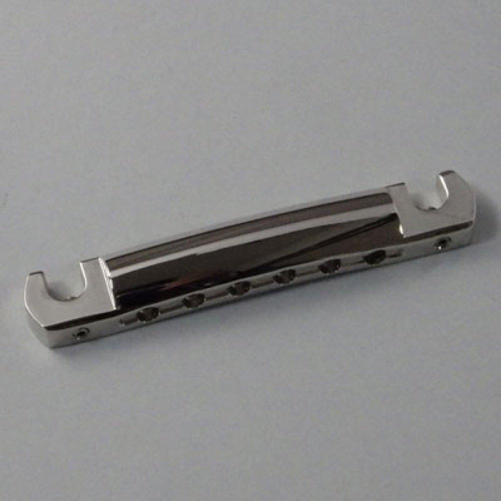 【超特価sale開催】 Montreux ver.2 Vintage No.8769 aluminum Wrap-around Tailpiece Nickel ver.2 No.8769 Wrap-around ブリッジ B00UJ1D0HU, お茶の山麓園:8a71e29e --- arianechie.dominiotemporario.com