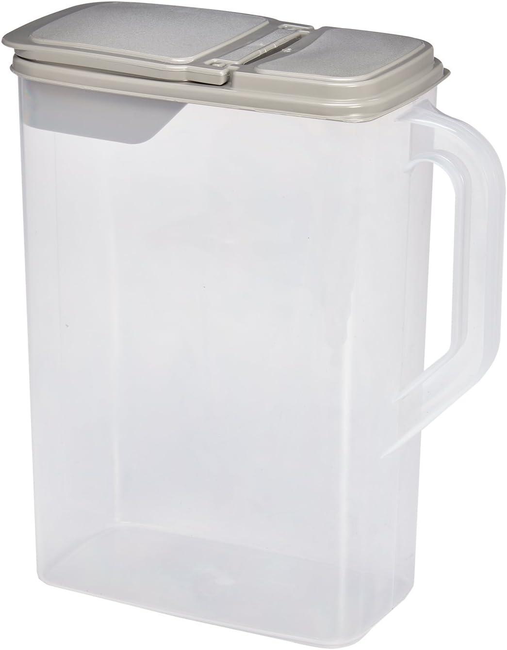 Buddeez 00506G 8 quart Gray Pet Food Dispenser/Lid