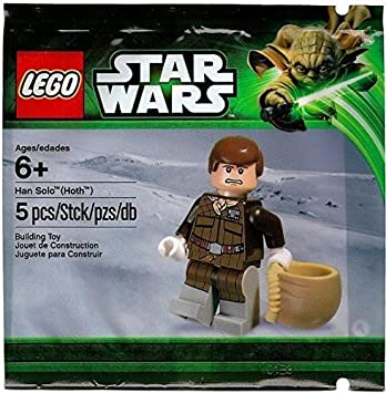 LEGO ® 5001709 Star Wars Clone Trooper Admiral Lieutnant  Polybag NEU NEW