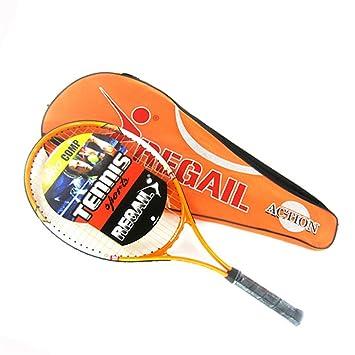 Amazon.com: Taiwanrns Regail - 1 raqueta de tenis deportiva ...