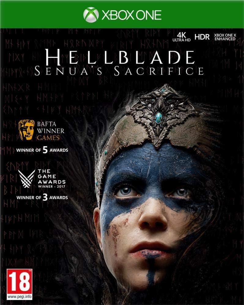 Hellblade: Senuas Sacrifice [Importación francesa]: Amazon.es ...