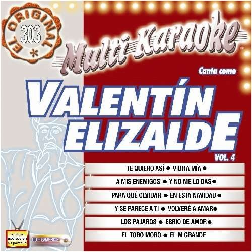Vol. 4-Exitos-Multi Karaoke by Valentin Elizalde