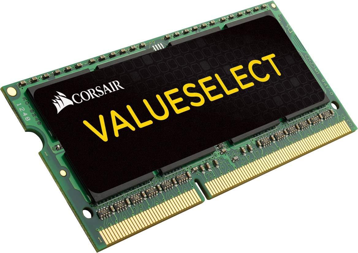Memoria Ram 4GB DDR3 1600MHZ PC3-12800 SODIMM CORSAIR