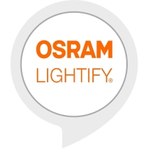 Osram Lightify Skill