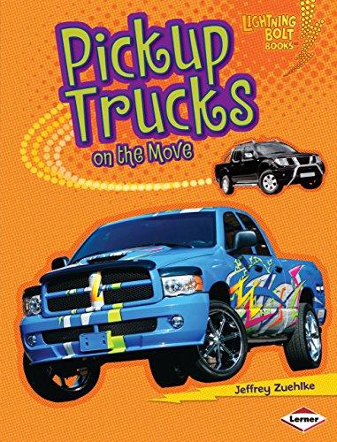 Pickup Trucks on the Move (Lightning Bolt Books ® - Vroom-Vroom)