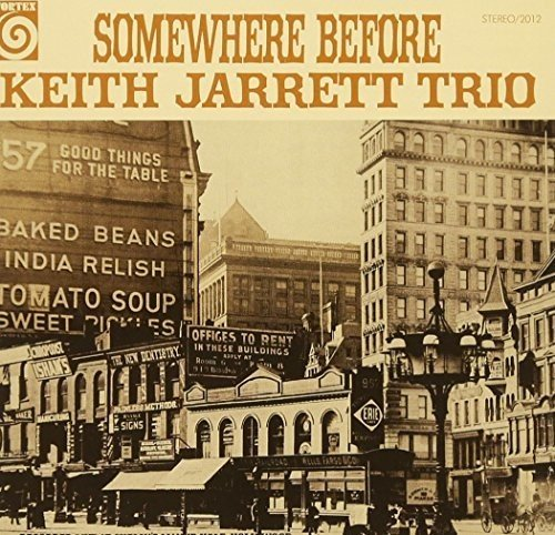 Keith Jarrett Trio - Somewhere Before (2005) [FLAC] Download