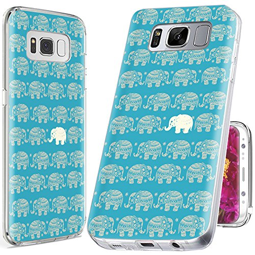 huge discount 591f7 09f0f S8 Case Cute Cool,S8 Case for Girls, ChiChiC [ Cute Series] Full Protective  Slim Flexible Soft TPU Rubber Cases Cover for Samsung Galaxy S8,cute gold  ...