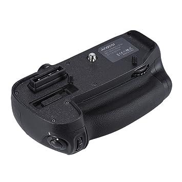 Andoer Bg-2 N Empuñadura Vertical de batería para Nikon D7100 ...
