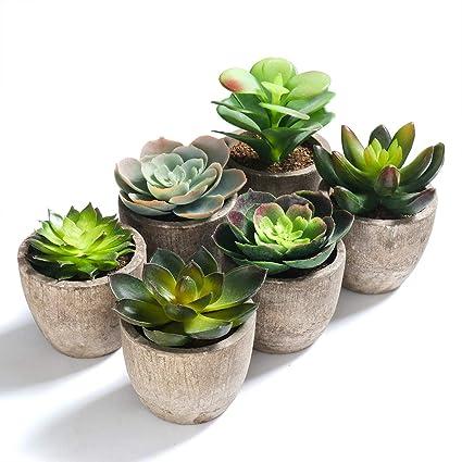 Künstliche Topfpflanze Drinnen//draußen Kunstblume DekoPflanze NEU Künstlich