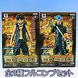 Japan Import One Piece DXF THE GRANDLINE MEN ONE PIECE FILM GOLD vol.6 anime Figures Collectibles prize Banpresto (all two Furukonpu set)