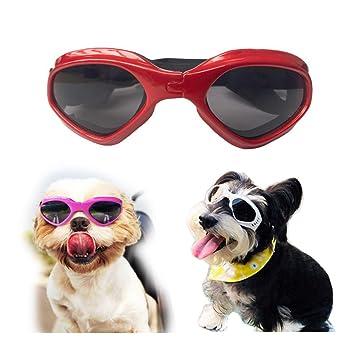 SymbolLife Gafas de Sol para Perros Perro Gafas para Perros ...