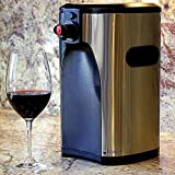 Astropaq Boxxle Wine & Beverage Dispenser Kit - Includes a Boxxle, Bags and a Holder to Easily Fill, Store, Serve & Dispense Your Own Wines, Cocktails, Coffee, Water, Syrup, Oils & More!