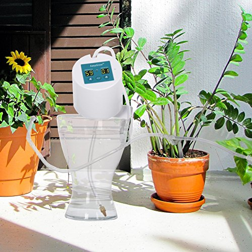Plant self watering system automatic waterer drip for Plant waterer