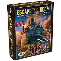 ThinkFun Escape the Room Stargazer's Manor - An Escape Room Experience in a Box