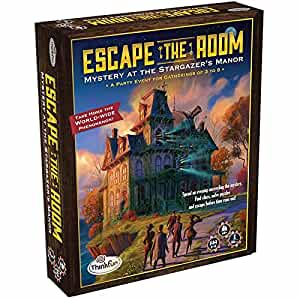 ThinkFun Escape the Room Stargazer's Manor