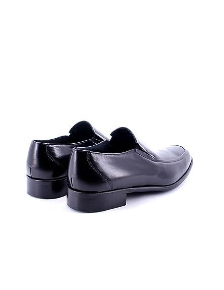 Zapato Sergio Doñate De Piel Negro 9303 45 EVfTA9