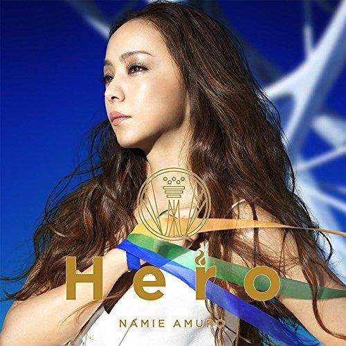 amazon hero 安室奈美恵 j pop 音楽