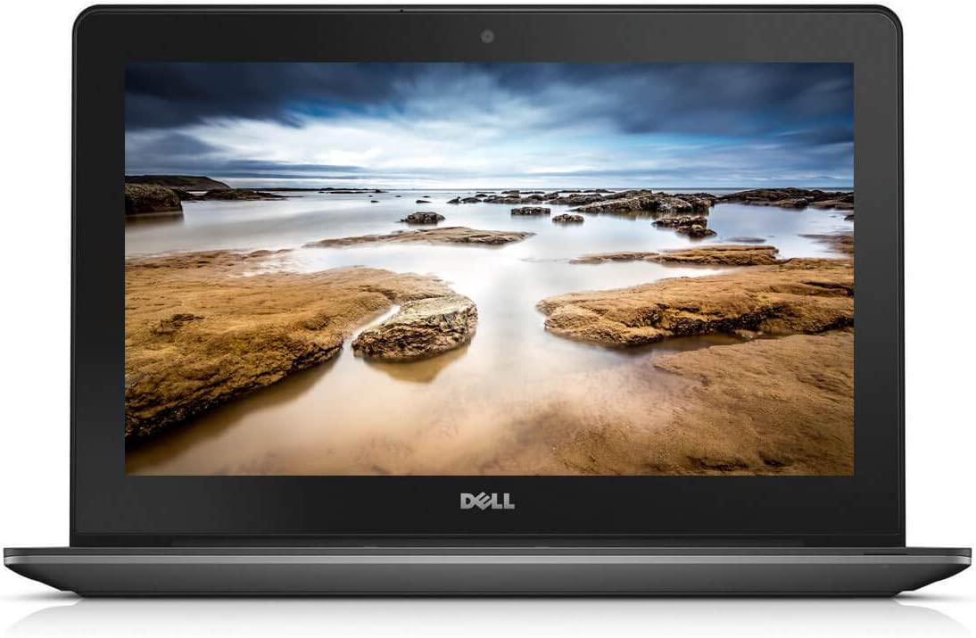 Dell Chromebook 11 CB1C13 11.6in Laptop Intel Celeron 2955U 1.40GHz 2GB 16GB SSD (Renewed)