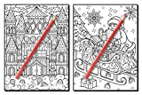 Christmas Coloring Book: An Adult Coloring Book