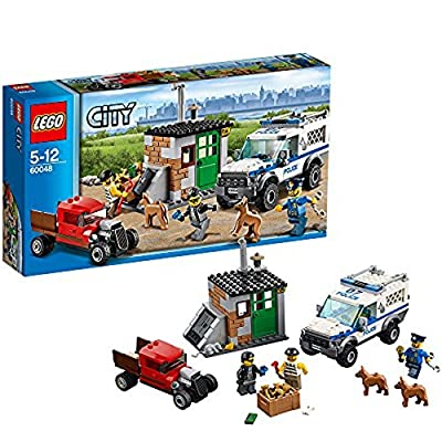 Lego City Police Dog Unit 60048: Toys & Games