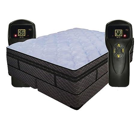 Amazon Com Twin Extra Long 14 Air Mattress Vs Sleep Number I8
