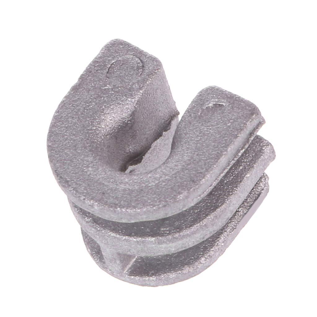 Manyo - 4 cabezales de corte con ojales para desbrozadora Stihl ...