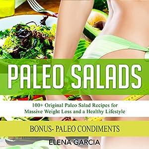 Paleo Salads Audiobook