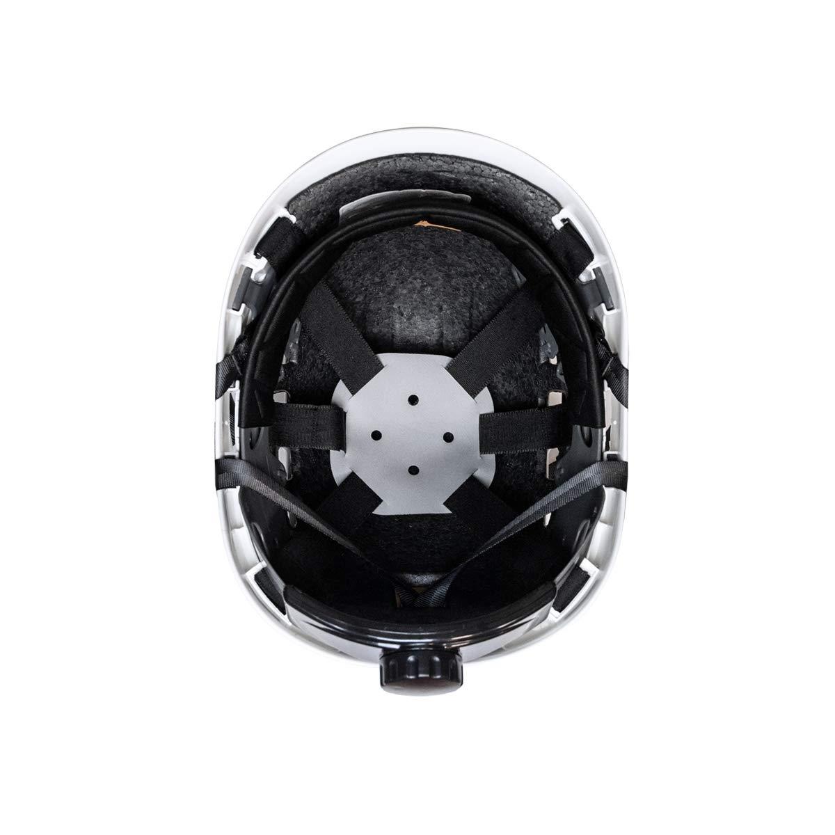 Defender Safety H1-CH Safety Helmet Hard Hat ANSI Z89.1 for Construction Blue