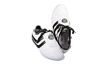 097493cbad3e Kwon - Chaussures Taekwondo Premiere Plus Blanche Pointure - 40 ...