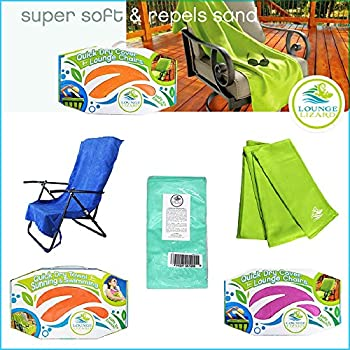 Amazon Com Lounge Lizard Quick Dry Towel For Summer