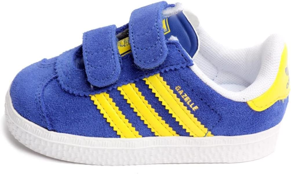 ac9fbfbff10 adidas Gazelle 2 CF I Infant   Toddlers   Baby Shoes Color Pride Ink   Vivid