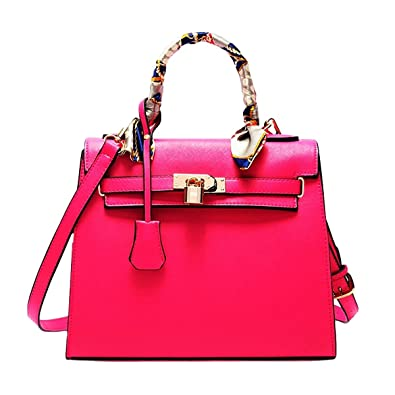 Amazon.com: RW Collections Womens Handbag, ALEE Fashion Designer ...