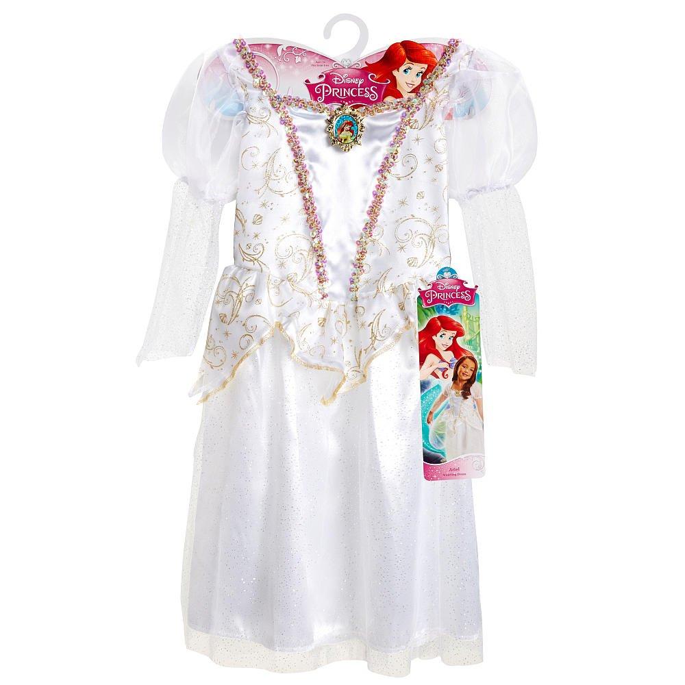 Amazon.com: Disney Princess Ariel Wedding Dress: Toys & Games