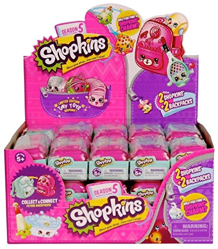 Shopkins Season 5, 2 Pack: Case of 30 ()