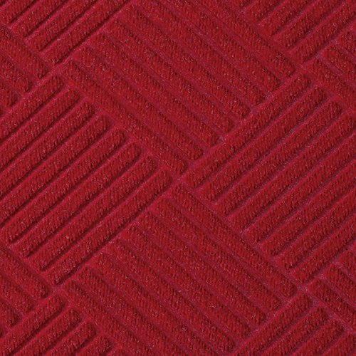 (Waterhog Premier Entrance Mats - Solid Red 3' x 20')