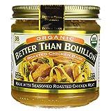 Better Than Bouillon 37550 Better Than Bouillon Chicken Base - 6x8 Oz