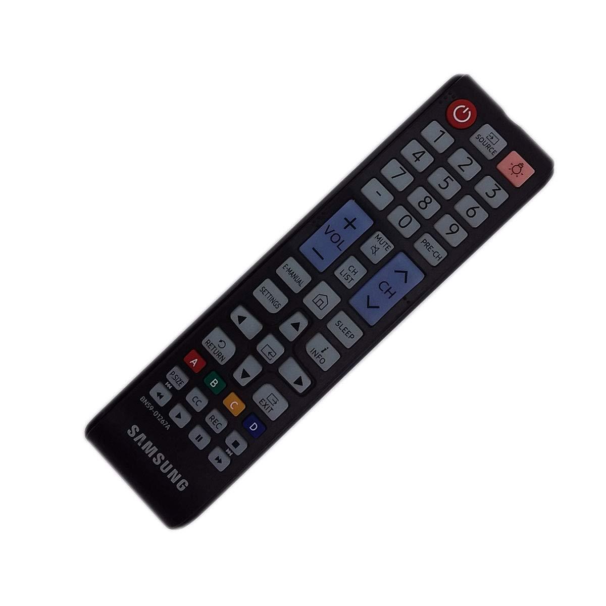 DEHA テレビリモコン サムスン UN32M5300AFテレビ用   B07KNN8HRC