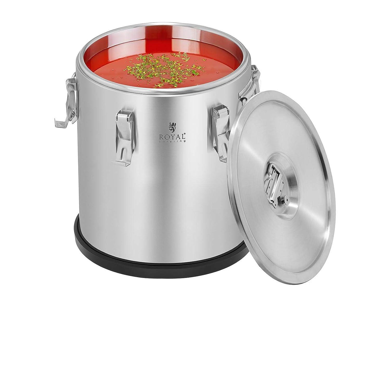 Thermobehälter Thermobox Warmhaltebehälter (20 Liter