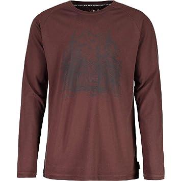 Camisas y Camisetas técnicas, Hombre, Choco, XS