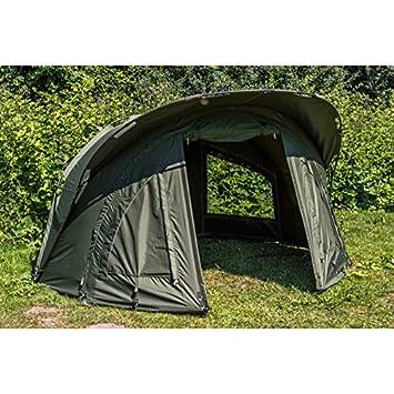 B.Richi T-Rex EVOLUTION EVO-Tex 2 Man Bivvy Angelzelt Karpfenzelt Dome Shelter