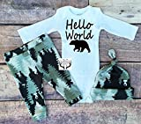 Hello World Coming Home Outfit