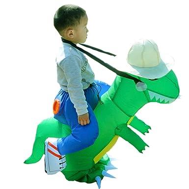 Amazon.com: Anytec - Disfraz de dinosaurio, diseño de ...