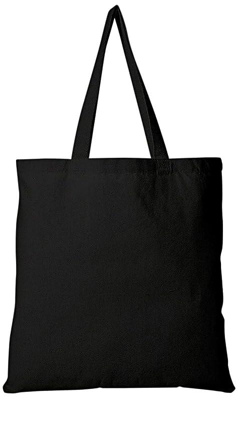 Amazon.com: TBF Bags - Bolsa de lona de algodón reutilizable ...