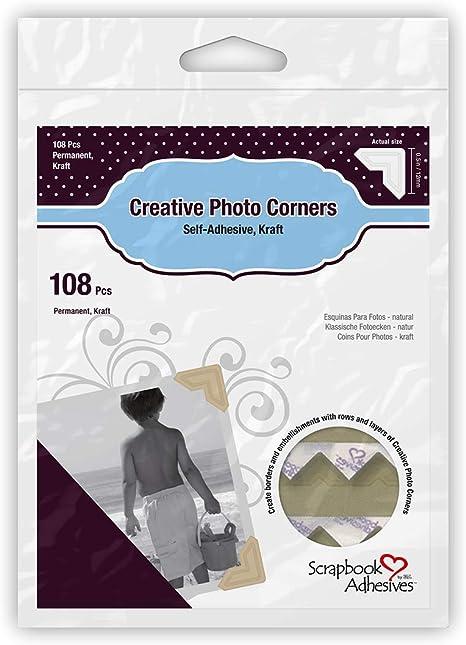 Scrapbook Photo Corners