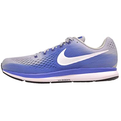 buy online c737c d000a Nike Mens Wide Air Zoom Pegasus 34 (4E) Running Shoes (13 XW US)