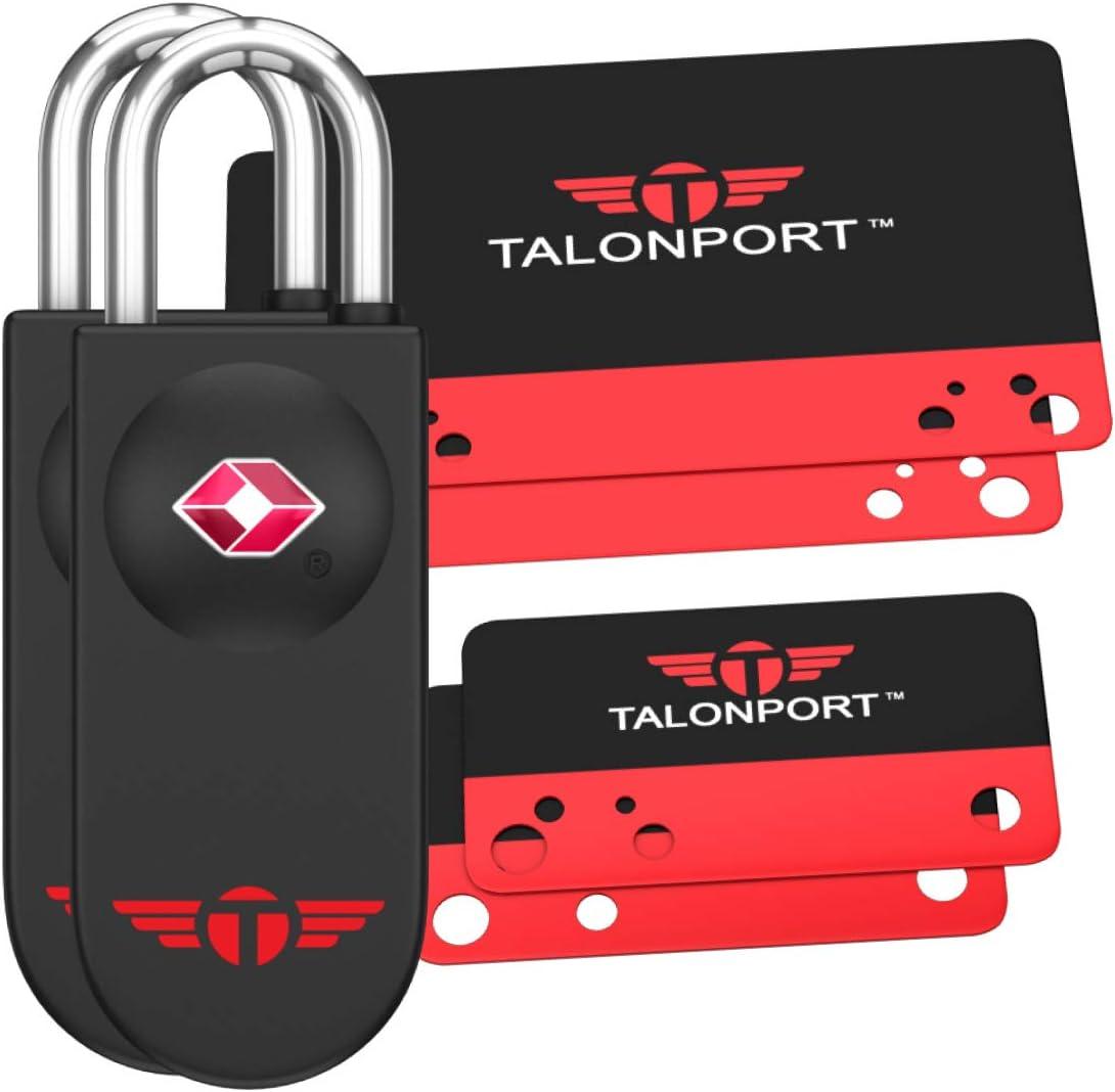 Talonport Luggage Locks