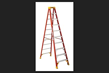 Werner 6210 Stepladders 10 Foot Ft Amazon Com