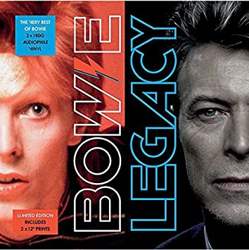 Legacy: The Very Best Of [Vinilo]