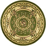 Safavieh Lyndhurst Collection LNH218B Traditional European Sage and Ivory Round Area Rug (5'3″ Diameter) Review
